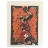 1996-97 Fleer Michael Jordan
