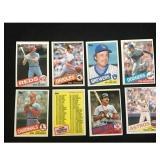 1985 Topps Topps Baseball Complete Set