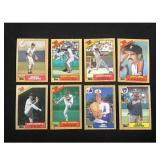 Three 1987 Topps Baseball Sets 2 Complete