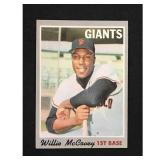 1970 Topps Baseball Willie Mccovey Card