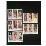 1980 Topps Basketball 5 Card Lot Mint