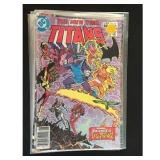 10 Vintage Titans Comic Books