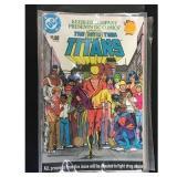 12 Vintage Titans Comic Books