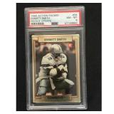 1990 Action Packed Emmitt Smith Rookie Psa 8