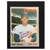 1970 Topps Rod Carew Hof