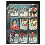 25 1976 Topps Hockey Cards With Orr