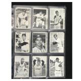1969 Topps Deckle Edge Complete Set