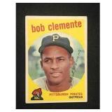 1959 Topps Roberto Clemente Card