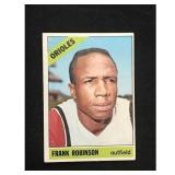 1966 Topps Frank Robinson Card