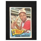 1965 Topps Frank Robinson Card