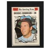 1970 Topps Brooks Robinson Hof