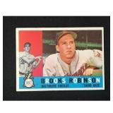1960 Topps Brooks Robinson Card