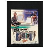 2002 Fleer Mutombo/swift Jersey Card