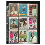 28 Vintage Hockey Cards With Hof