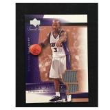 2003 Upper Deck Stephon Marbury Game Used Card