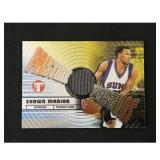 2002 Topps Pristine Shawn Marion Game Used Card
