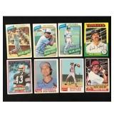 Estate Baseball Collection Over 300 Cards