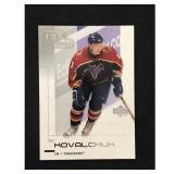 2002 Upper Deck Ilya Kovalchuk Rookie Card