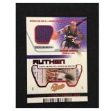 2002 Fleer Stephon Marbury Game Used Card 43/50