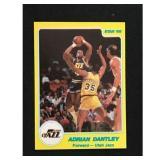 1986 Star Basketball Adrian Dantley