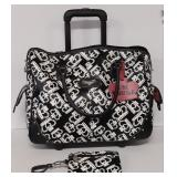 New Kathy Van Zeeland 3 Pce Luggage Set