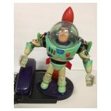 Vintage Toy Story Buzz Lightyear Collectible Phone