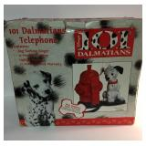 Vintage Brooktel 101 Dalmations Phone