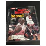 Michael Jordan 1992 Sports Illustrated