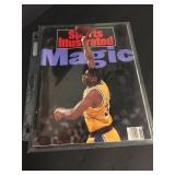 Magic Johnson 1991 Sports Illustrated