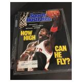 Michael Jordan 1989 Sports Illustrated
