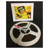 Vintage The Flying Deuces Laurel & Hardy Reel