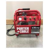 Porter Cable 135 PSI Air Compressor