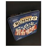 Vintage Cardinal Rummy-O Collectors Game