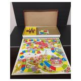 Vintage 1981 Strawberry Shortcake Board Game