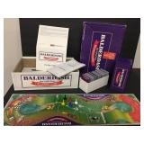Vintage 1984 Balderdash Bluffing Game