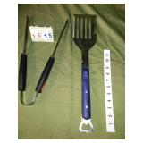 Lot of HUGE BBQ Utensils - Useful items