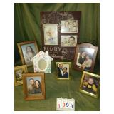 Large Lot of Nice Photo Frames