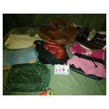 Large Assortment of Purses
