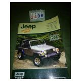 Up to 2004 JEEP Owner