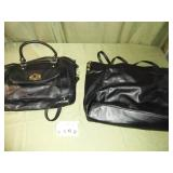 Lot of 2 Purses - Nice & Clean!