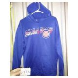 SIZE L Chicago Cubs Hoodie