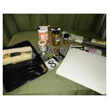 Assorted Lot of Art & Craft Supplies