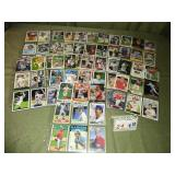 UNSEARCHED Sheets of Collectible Baseball Cards