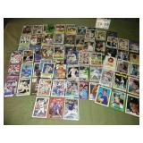 10 Sheets Of UNSEARCHED Collectible Baseball Cards