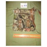 Woodland Camo Purse - Clean