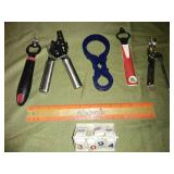 Lot of 5 Can and Bottle Openers