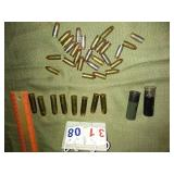Assortment of Cartridges and Shells - Ammo