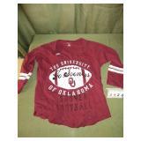 Vintage OU Sooners T-Shirt - OKLAHOMA University
