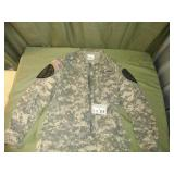 Size SMALL - LONG Military Jacket