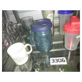 Lot of Tumblers + Glasses